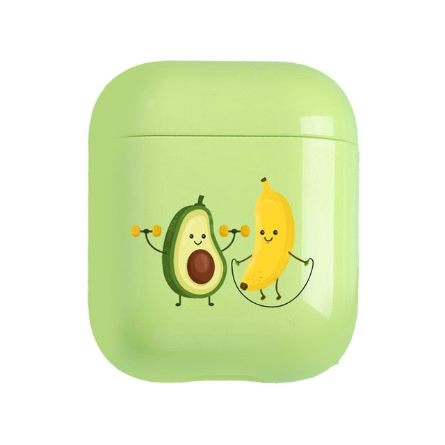 Funny Avocado AirPods Cases - PodJacket™ - PodJacket AirPods Cases