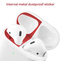 Dust Proof Film Stickers for AirPods - PodJacket™ - PodJacket™