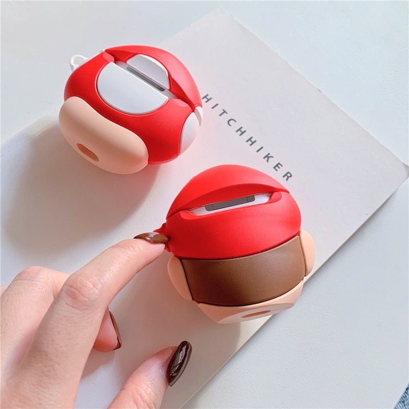 3D SM AirPods Cases - PodJacket™ - PodJacket AirPods Cases