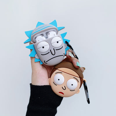 R&M AirPods Cases - PodJacket™ - PodJacket AirPods Cases