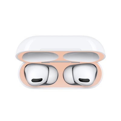 Ultra Thin Metal Dust Guard Sticker For AirPods Pro - PodJacket™ - PodJacket AirPods Cases