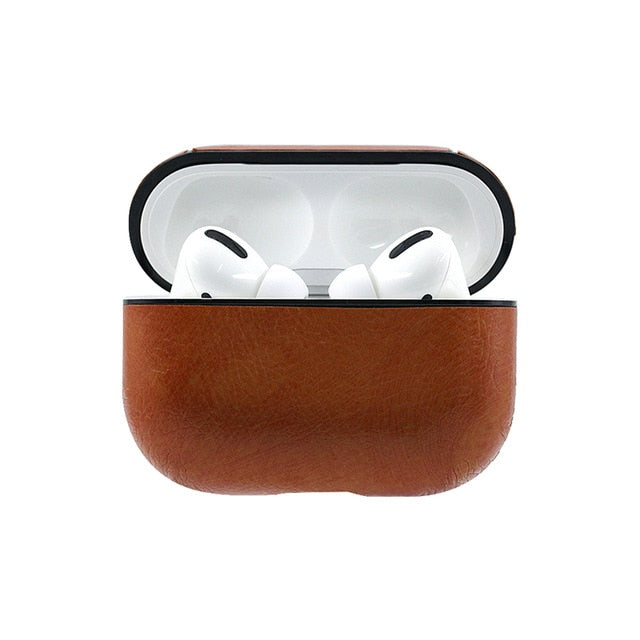 Leather AirPods & AirPods Pro Cases - PodJacket™ - PodJacket AirPods Cases