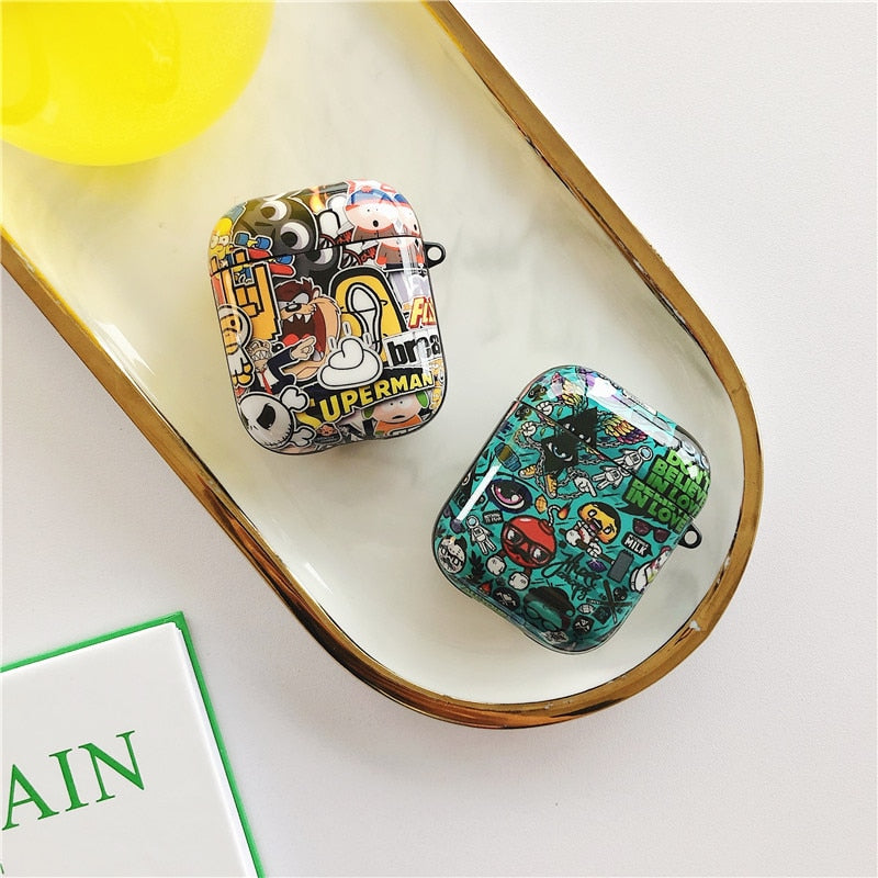 Sticker Airpods Case - PodJacket™ - PodJacket AirPods Cases