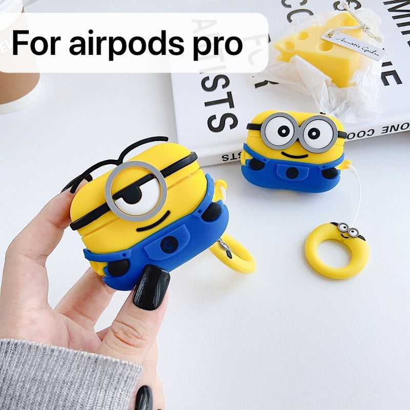 YellowMin PodJacket™ for AirPods 1/2/Pro - PodJacket AirPods Cases