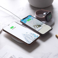 HCL Fabric Wireless Charging Mat - 3 In 1 - PodJacket™ - PodJacket AirPods Cases