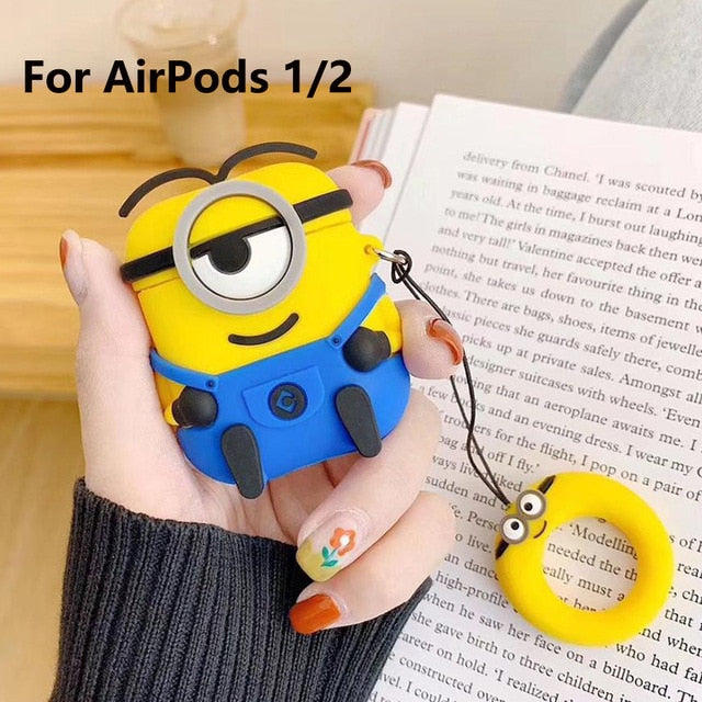 Yellowmin Podjacket For Airpods 1 2 Pro