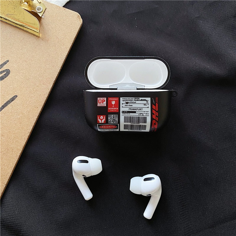 Shipping Label Cases for Airpods & Airpods Pro - PodJacket™ - PodJacket™
