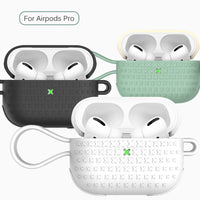 X-Infinity Soft Silicone AirPods Pro Cases - PodJacket™ - PodJacket™