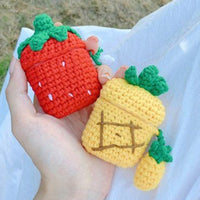 Knitted Fruit PodJacket™ for AirPods 1/2 - PodJacket AirPods Cases