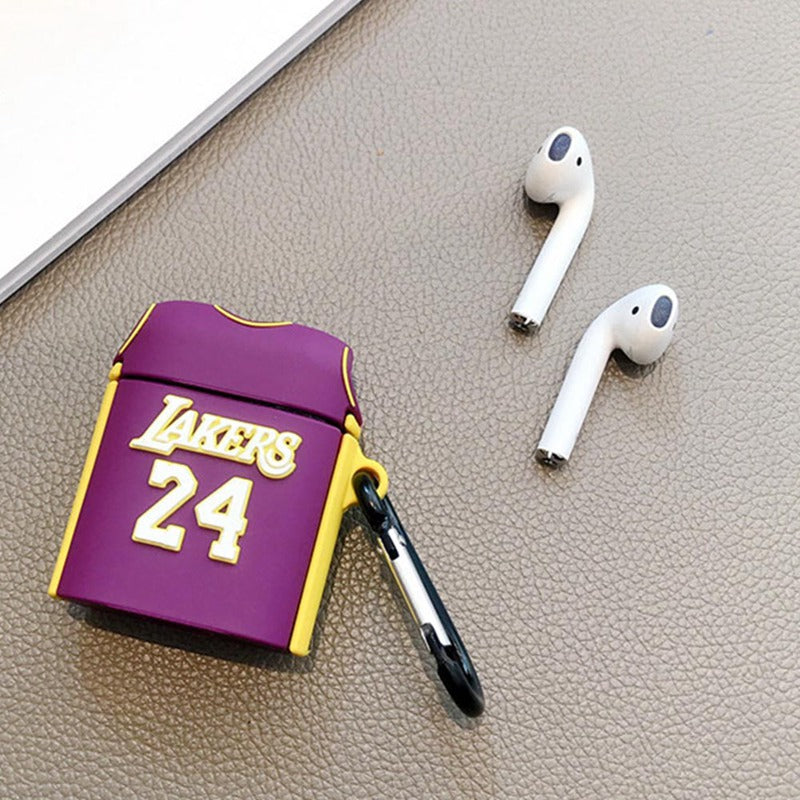 No. 24 Jersey AirPods Cases - PodJacket™ - PodJacket AirPods Cases