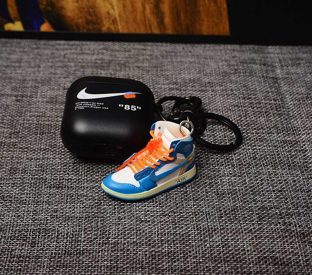 3D Sneakers AirPods Cases with Keychain - PodJacket™ - PodJacket™