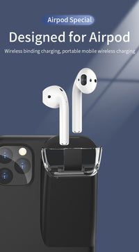 HYB AirPods iPhone Charging Case - PodJacket™ - PodJacket AirPods Cases