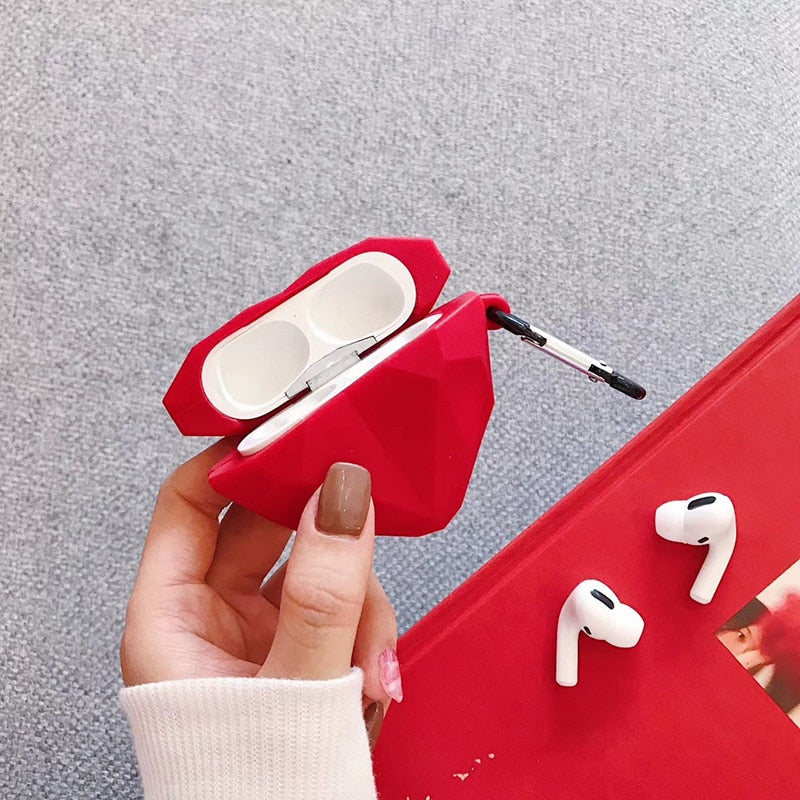 Heart Shape AirPods Pro Cases - PodJacket™ - PodJacket AirPods Cases
