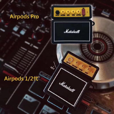 Retro Amp AirPods Cases - PodJacket™ - PodJacket™