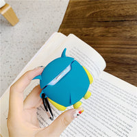 Cool Owl 3D AirPods Cases - PodJacket™ - PodJacket AirPods Cases