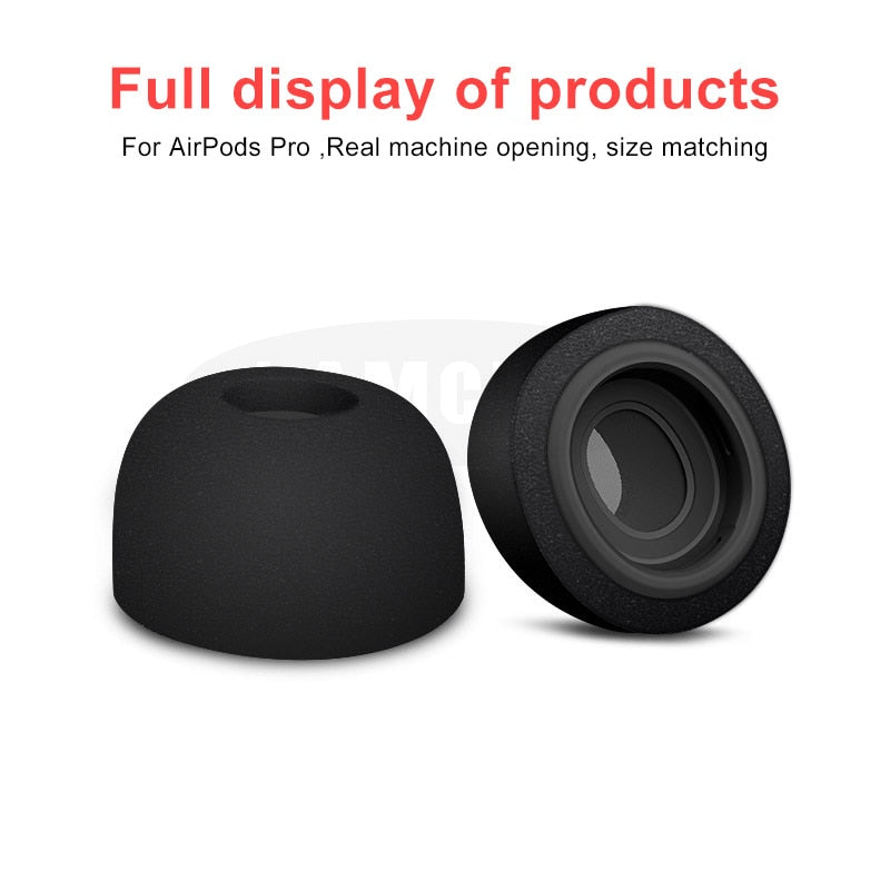 AirPods Pro Foam Ear Buds - PodJacket™ - PodJacket AirPods Cases