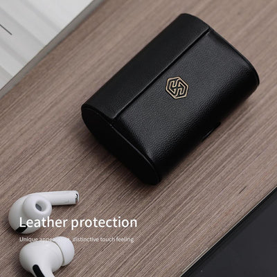 Magnetic Flip Leather Cases For AirPods Pro - PodJacket™ - PodJacket AirPods Cases
