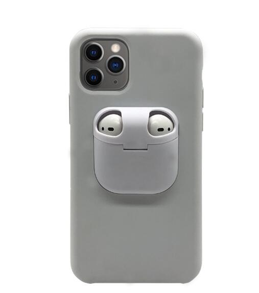 HYB AirPods iPhone Case - PodJacket™ - PodJacket AirPods Cases
