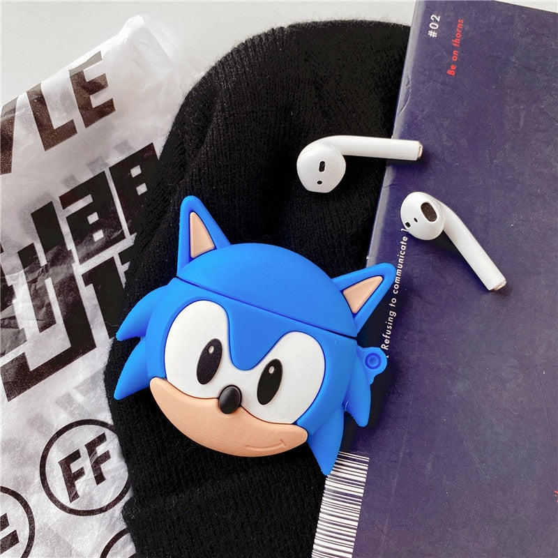 Sonic The Hedgehog Cases For Airpods Podjacket