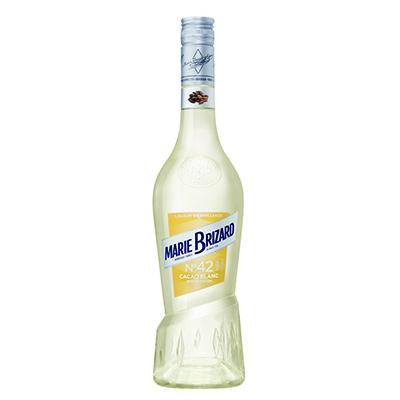 Licor de Cacao Blanco, 70 cl. Marie Brizard.