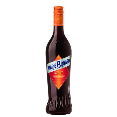 Licor de Chocolate, 70 cl. Marie Brizard.