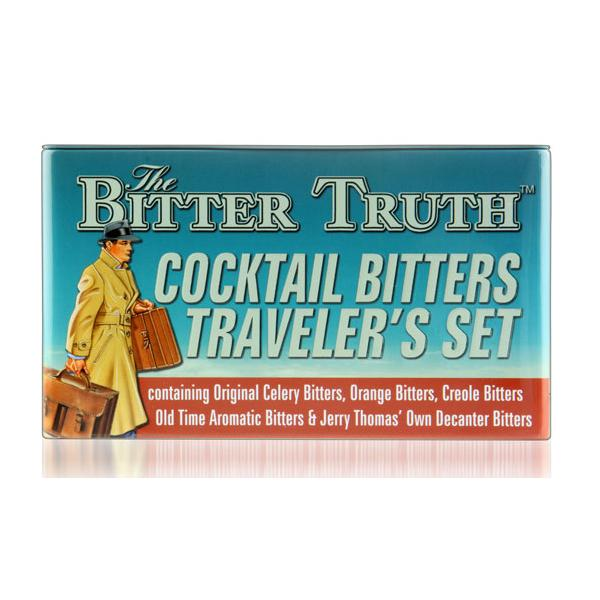 Bitter Traveler Pack, Bitter Truth
