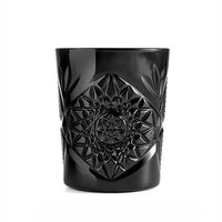 Vaso Bajo Hobstar Black, 355 ml.