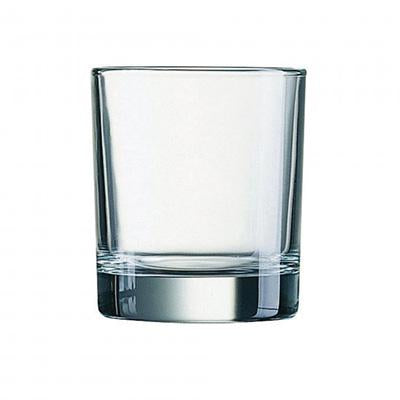 Vaso Bajo Whisky, 400 ml.