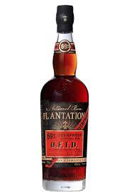 Ron Plantation Overproof, 70 cl.