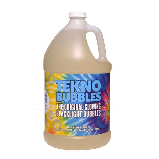 Gallon of Tekno Bubbles® Blue