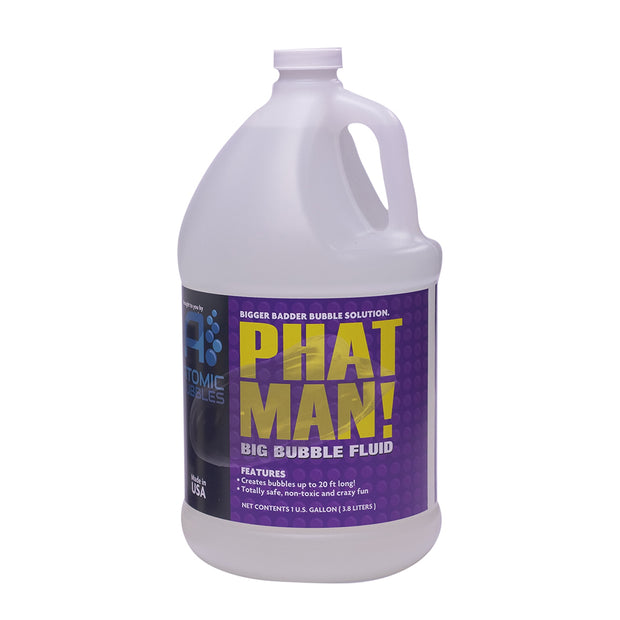 PHATMAN! 1/2 Gallon Atomic Bubbles