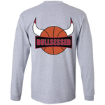 Bullsessed Youth LS T-Shirt