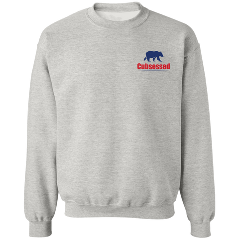 Cubsessed Crewneck Pullover Sweatshirt