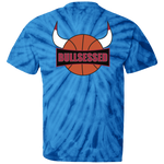 Bullsessed 100% Cotton Tie Dye T-Shirt