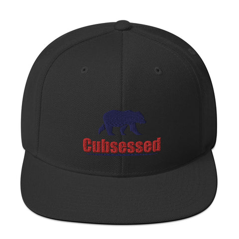 Cubsessed Snapback Hat