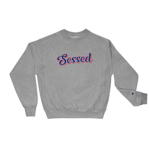 Sessed Champion Crew Sweatshirt