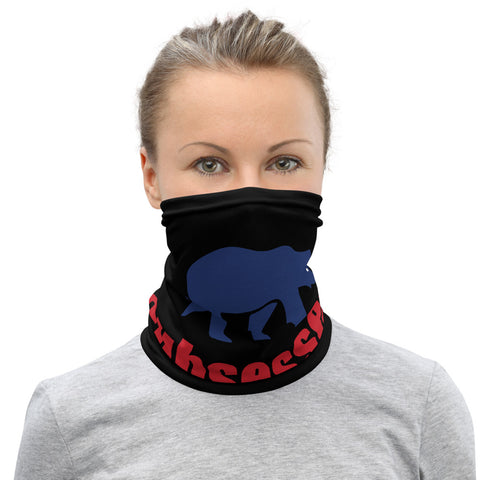 Cubsessed BLACK Neck Gaiter
