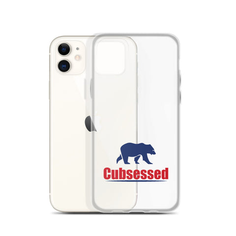 CUBSESSED iPhone Case