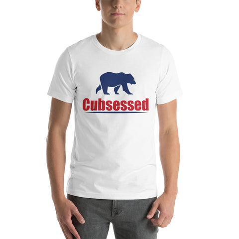 Cubsessed Logo Unisex T-Shirt