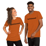 Sessed Customized Unisex T-Shirt