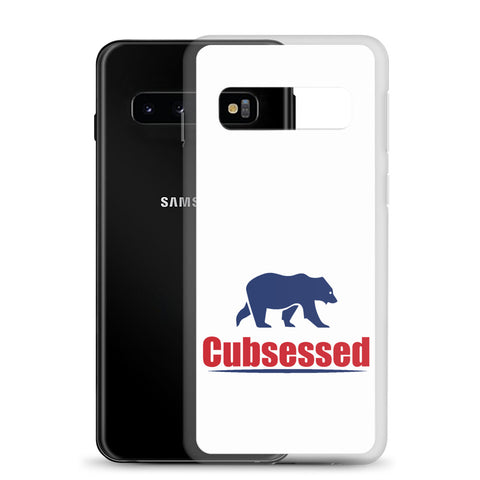 CUBSESSED Samsung Case