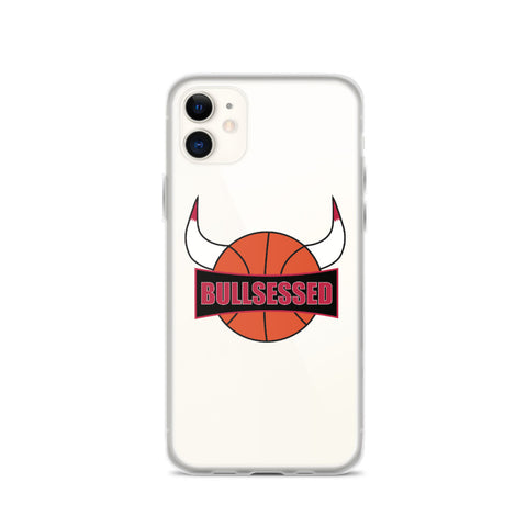 BULLSESSED iPhone Case