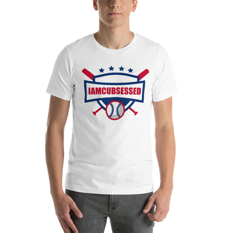 Iamcubsessed Short-Sleeve Unisex T-Shirt (site)