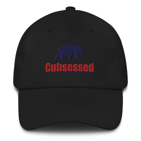 Cubsessed Dad hat