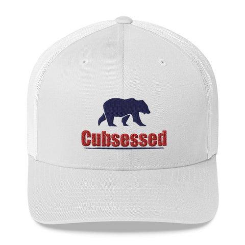 Cubsessed Trucker Cap