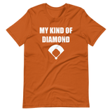 My Kind Of Diamond Short-Sleeve Unisex T-Shirt