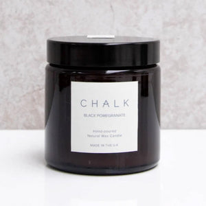 Black Pomegranate Candle 120ml