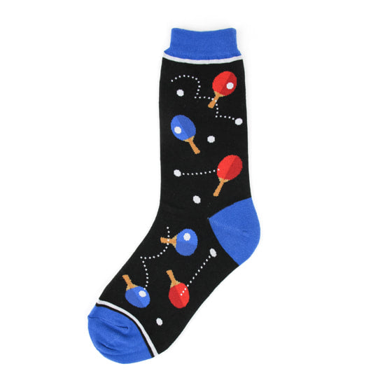 Foot Traffic - PING PONG WOMEN'S SOCKS
