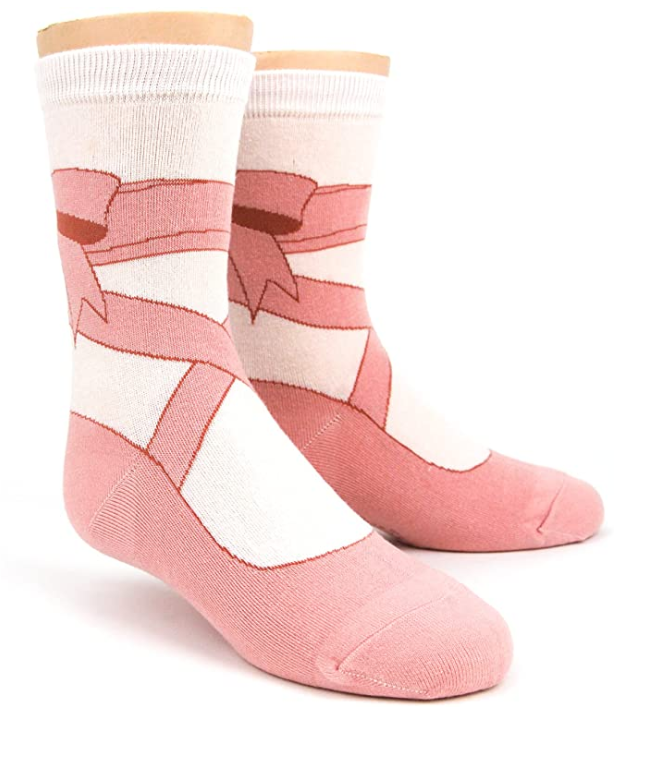 Foot Traffic - Kids Ballet Socks - 6533K