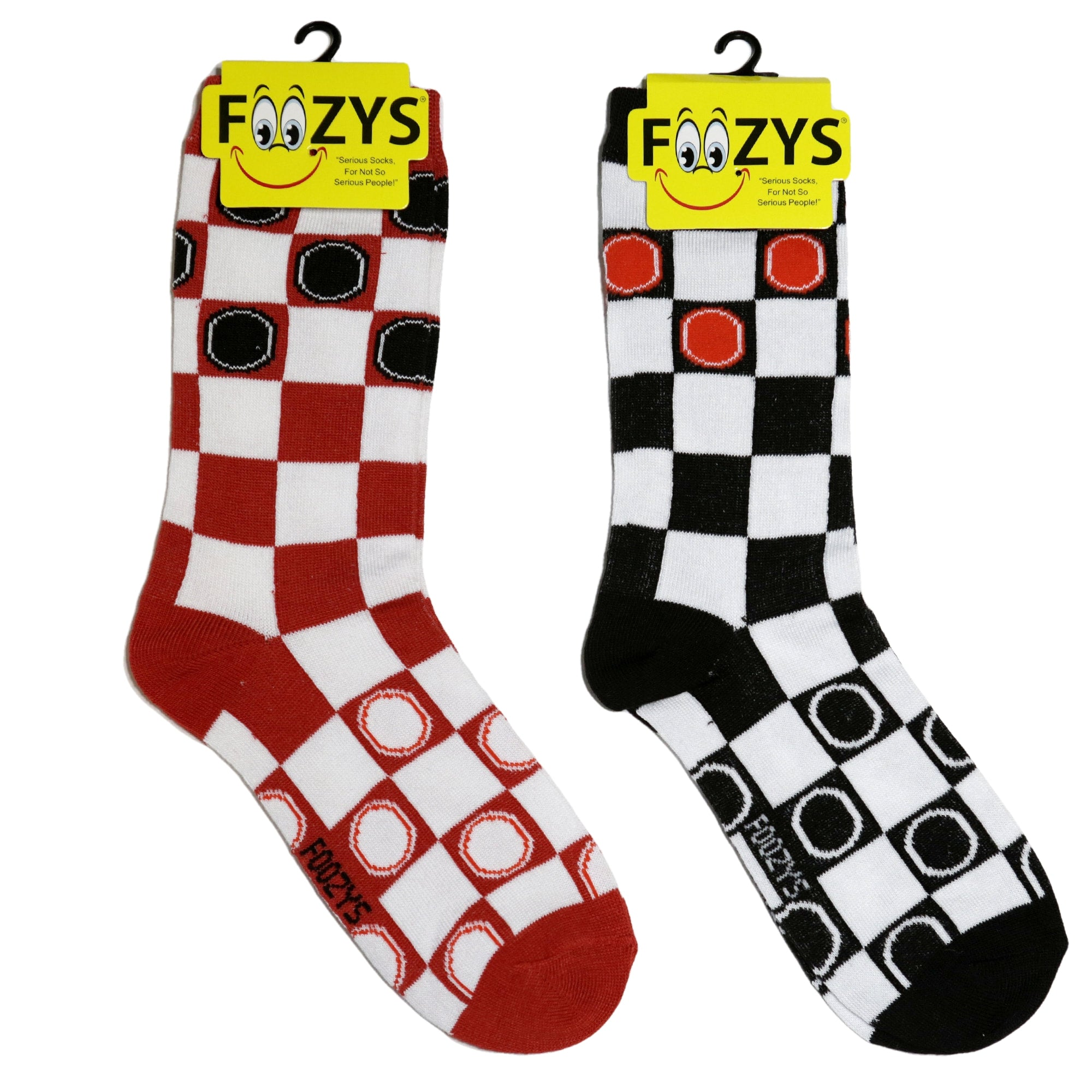 Foozys - FC-94: Checkers